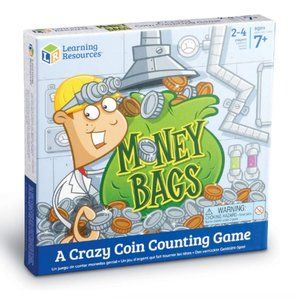 Money Bags Coin Counting Game